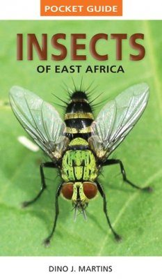 Struik Pocket Guide: Insects of East Africa