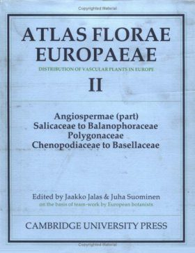 Atlas Florae Europaeae, Volume 2 [English]