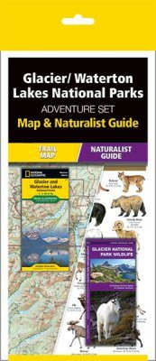 Glacier/Waterton Lakes National Parks Adventure Set