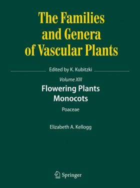 The Families and Genera of Vascular Plants, Volume 13