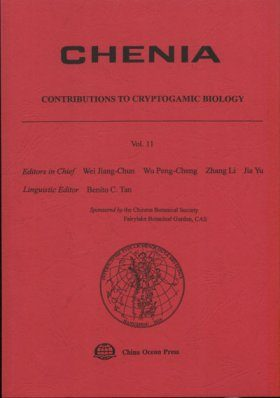CHENIA: Contributions to Cryptogamic Biology, Volume 11