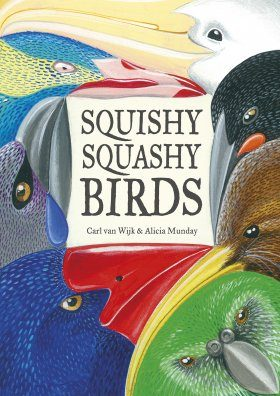 Squishy Squashy Birds
