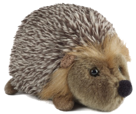 Hedgehog Soft Toy