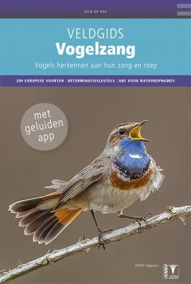 Veldgids Vogelzang van Europa [Field Guide to Bird Song of Europe]