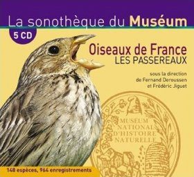 Oiseaux de France: Les Passereaux (5CD) [Birds of France: The Passerines]
