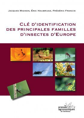 Clé d'Identification des Principales Familles d'Insectes d'Europe [Identification Keys to the Principal Insect Families of Europe]