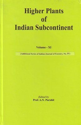 Higher Plants of the Indian Subcontinent, Volume 11