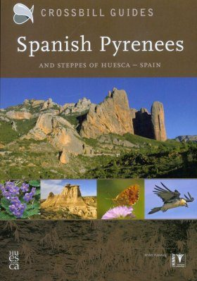 Crossbill Guide: Spanish Pyrenees and Steppes of Huesca, Spain