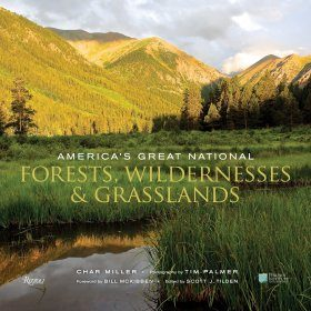 America's Great National Forests,Wildernesses & Grasslands