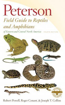 Peterson Field Guide to Reptiles and Amphibians of Eastern and Central North America