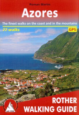 Rother Walking Guides: Azores
