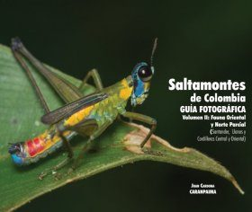 Saltamontes de Colombia - Guía Fotográfica, Volumen 2: Fauna Oriental y Norte Parcial (Santander, Llanos y Cordilleras Central y Oriental) [Grasshoppers of Northwest South America - A Photo Guide, Volume 2: The Eastern Fauna (The Eastern Cordillera and