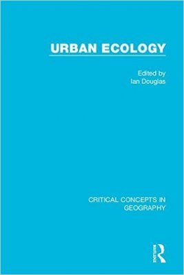 Urban Ecology (4-Volume Set)