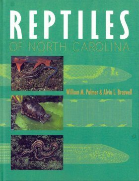 Reptiles of North Carolina