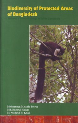Biodiversity of Protected Areas of Bangladesh (3-Volume Set)