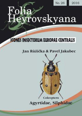 Icones Insectorum Europae Centralis: Coleoptera: Agyrtidae, Silphidae [English / Czech]
