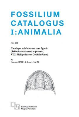 Fossilium Catalogus Animalia, Volume 156 [German]