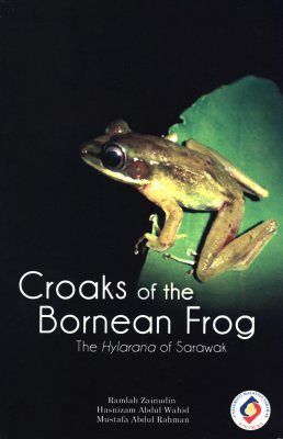 Croaks Of The Bornean Frog