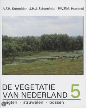 De Vegetatie van Nederland, Volume 5: Plantengemeenschappen van Ruigten, Struwelen en Bossen [The Vegetation of the Netherlands, Volume 5: Plant Communities of Brushwood, Thickets and Woods]