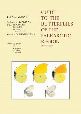 Pieridae Part 3 (Guide to the Butterflies of the Palearctic Region)