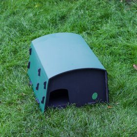 Eco Hedgehog Nest Box