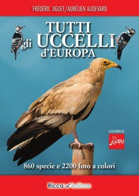 Tutti gli Uccelli d'Europa [Birds of Europe, North Africa, and the Middle East]