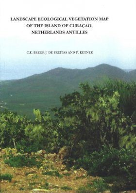 Landscape Ecological Vegetation Map of the Island of Curaçao, Netherlands Antilles