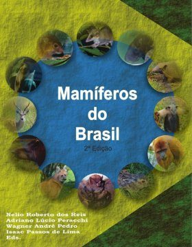 Mamíferos do Brasil [Mammals of Brazil]