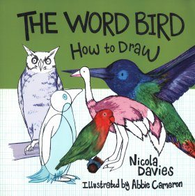 How to Draw: The Word Bird