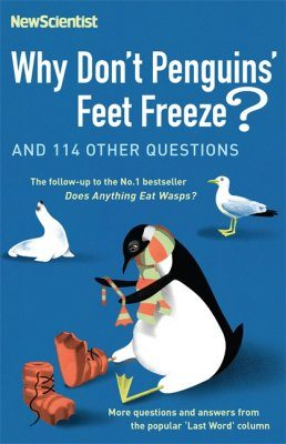 Why Don't Penguins' Feet Freeze?