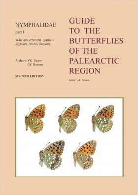 Nymphalidae Part 1 (Guide to the Butterflies of the Palearctic Region)