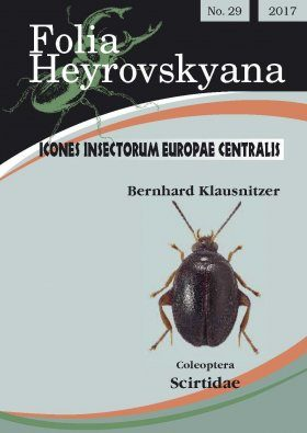 Icones Insectorum Europae Centralis: Coleoptera: Scirtidae [English / Czech]