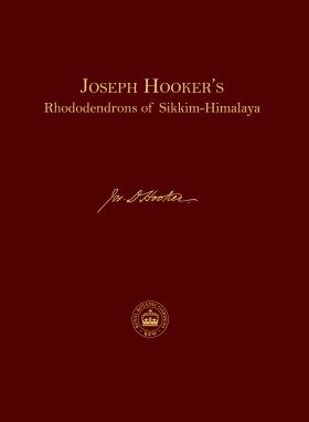 Joseph Hooker's Rhododendrons of Sikkim-Himalaya