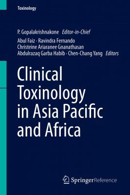 Clinical Toxinology in Asia Pacific and Africa