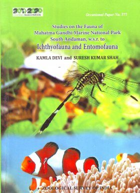 Studies on the Fauna of Mahatma Gandhi Marine National Park, South Andaman W.S.R. to Ichthyofauna and Entomofauna