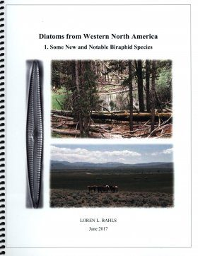 Diatoms from Western North America, Volume 1