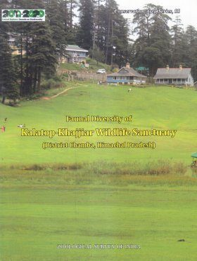 Faunal Diversity of Kalatop-Khajjiar Wildlife Sanctuary (District Chamba, Himachal Pradesh)