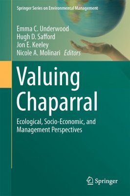 Valuing Chaparral