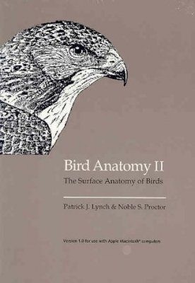 Bird Anatomy II (4CD-ROM)