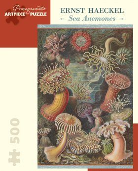 Sea Anemones 500-Piece Jigsaw Puzzle