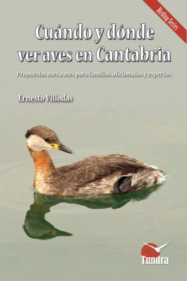 Cuándo y Dónde ver Aves en Cantabria [When and Where to see Birds in Cantabria]