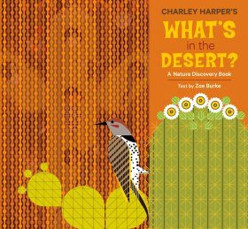 Charley Harper's What's in the Desert