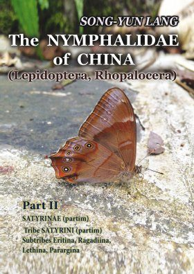 The Nymphalidae of China (Lepidoptera, Rhopalocera), Volume 2