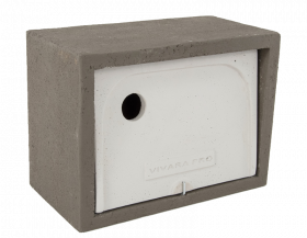 Vivara Pro WoodStone Single Chamber House Sparrow Nest Box