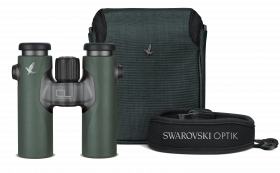 Swarovski CL Companion Binoculars with Wild Nature Case