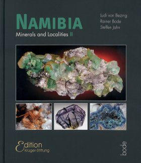 Namibia: Minerals and Localities, Volume 2