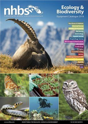Ecology & Biodiversity Equipment Catalogue 2018