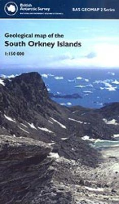 Geological Map of the South Orkney Islands