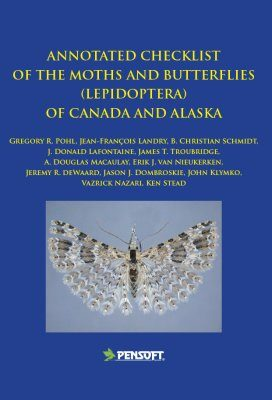 Annotated Checklist of the Moths and Butterflies (Lepidoptera) of Canada and Alaska