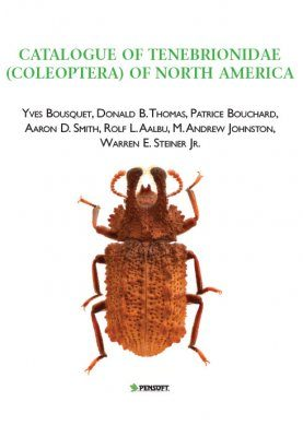 ZooKeys 728: Catalogue of Tenebrionidae (Coleoptera) of North America